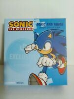 Exclusive Sega the Sonic The Hedgehog, Sonic & Rings Figure Collectors 17+