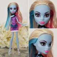 Mattel Monster High Abbey Bominable Scaris City of Frights Doll Abominable