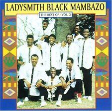 Ladysmith Black Mambazo - Best of 2 [New CD]