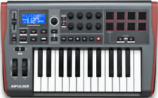 OPEN BOX - NOVATION IMPULSE 25 -  25 KEY MIDI KEYBOARD CONTROLLER / Auth Dealer