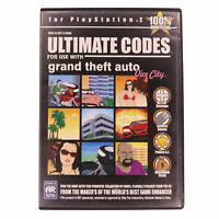 Action Replay Ultimate Codes GTA Vice City PS2