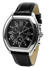 "SK Shop 1.229 € ·Calvaneo 1583 ""Prestige Diamond Black"" Diamanten Chronograph"