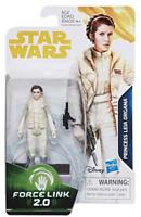 "Princess Leia Ogana - Sealed 3.75"" figure - Star Wars Force Link 2.0 - NEW!!!"