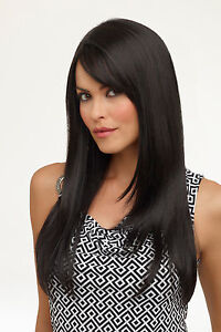 McKENZIE Wig by ENVY *ALL COLORS!* Mono Part! Long Straight Best Seller! NEW!