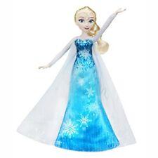 Muñeca Elsa vestido musical Frozen Hasbro C0455