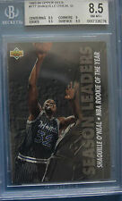 Upper Deck Shaquille O'Neal Rookie Basketball Trading Cards