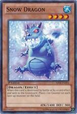 3X Snow Dragon ABYR-EN094 / 1ST EDITION / MINT! / YU-GI-OH