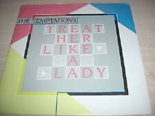 """Les tentations-Treat her like a lady 7"""" vinyle PS"""
