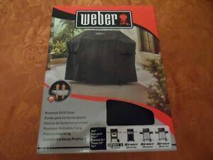 💖 Weber® 7183 Premium Barbecue Cover for Spirit 200 and 300 Series BNIB