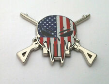 Sniper Rifles Us Flag Military Veteran Us Army Hat Pin P62605 Ee