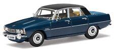 CORGI VANGUARDS VA06520 - 1/43 SCALE ROVER P6 3500 V8 SCARAB BLUE