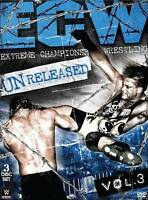 WWE: ECW Unreleased Vol. 3 DVD
