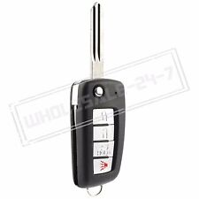 Replacement For 2005 2006 Nissan Altima Flip Key Remote