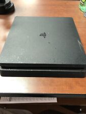 AS-IS Sony PlayStation 4 PS4 Slim 500GB Console Only