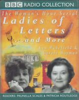 Ladies Of Letters And More 2 Cassette Audio Comedy Woman's Hour BBC Radio 4