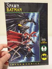 Spawn Batman #1 1994 Image