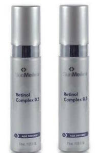 SkinMedica Retinol Complex 0.5 - 2x (7.4 ml / 0.25 oz) New & Fresh 100%Authentic