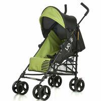 Vee Bee Lio Stroller/Pram for Baby/Infant/Toddler Recline/Foldable/Lock Green