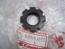 KAWASAKI NOS STEERING STEM NUT 92015-1377 GPZ750 Turbo  GPZ750 550 VN1500 EN500