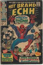 Marvel Comics Not Brand Echh Vol 1 (1967 Series) # 2 Parody Spider-Man