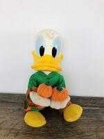 """McDonalds Donald Duck Chinese New Year Toy 10"""" Plush With Tags"""