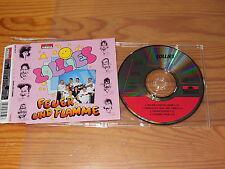 LOLLIES - FEUER UND FLAMME / 4 TRACK MAXI-CD MINT!