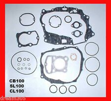 Honda CB100 CL100 SL100 Japan Engine Gasket Set! 1970 1971 1972 1973 Motorcycle