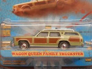 Greenlight Hollywood VACATION Wagon Queen Family Truckster Wagon Chevy Chase MOC
