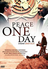 Peace One Day (DVD - Brand New) ** Free Shipping on 5