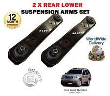 Für Jeep Grand Cherokee 2.7 3.1 4.0 4.7 1998-2004 2 X Hintere Querlenker Unten