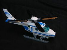 LEGO CITY, POLICE HELICOPTER  #7741
