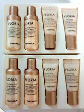 TONYMOLY FLOLIA Nutra Energy Skin Care Sample Kit *2 Set  /Korean Cosmetics