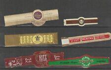 T- 019  Cigars Bands 1 vitolas lytho bagues de cigare bauchbinden