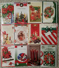 Wholesale Lot Of 100 MUSICAL Christmas X-Mas Holiday Greeting Cards & Envelopes