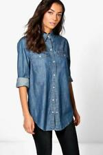 Hauts et chemises jeans pour femme taille 44