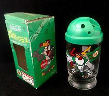 Coca Cola 1992 World Cup Yomiuri Nippon FC Verdy Japan Tsuyoshi Kitazawa Glass