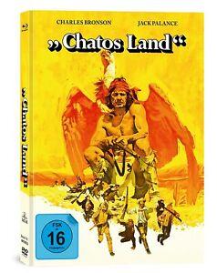 Chatos Land [Blu-ray & DVD im Limited Mediabook/NEU/OVP] mit Charles Bronson