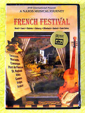 French Festival - Naxos Musical Journey ~ New DVD Movie ~ Classical Music Video