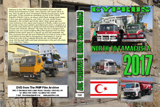 3580. Cyprus. TRNC. Trucks. July 2017. An important tour of Northern Cyprus thro
