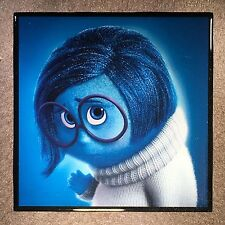 SADNESS Coaster from INSIDE OUT Movie Ceramic Tile