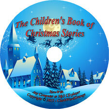 The Children's Book of Christmas Stories 35 Mp3 Audiobooks on CD Charles Dickens