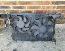AUDI A3 8P 2.0 TDI RADIATOR RAD PACK WITH FANS 1K0121251AB