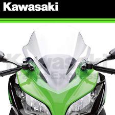 NEW GENUINE KAWASAKI 2013 - 2017 NINJA 300 WINDSHIELD WINDSCREEN 99994-0356