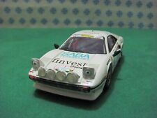 "Ferrari 308 Gtb 3000cc. Coupe "" License Plate Florio 1983 "" - 1/43 Best 9211"