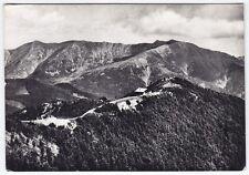 80082 PISTOIA MODENA ABETONE - LA SELLETTA Cartolina FOTOGRAFICA viaggiata 1952