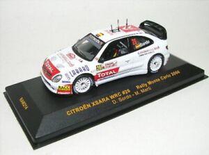 Citroen Xsara WRC No.26 Rally Monte Carlo 2006