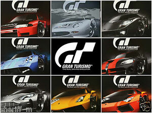 Hot Wheels Gran Turismo Series Diecast Metal Toy Cars 1:64 PRIORITY SHIPPING