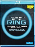 Wagner: The World Of The Ring [Blu-ray] [2013] [Region Free] [DVD][Region 2]