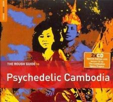 The Rough Guide to Psychedelic Cambodia 0605633131925 Various Artists