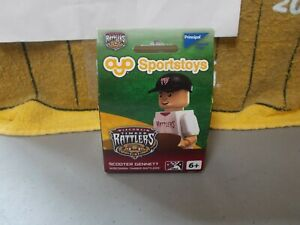 NIB 2014 SCOOTER GENNETT TIMBER RATTLERS OYO LEGO SGA BREWERS REDS